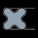 Quad-Ring (X-Ring)
