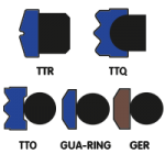 Sellos Combinados de Pistón (SCP)