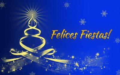 Felices Fiestas! – Gracias por acompañarnos